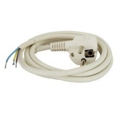 Сетевой шнур с заземлением (2,2 кВт, 1,5 м)
