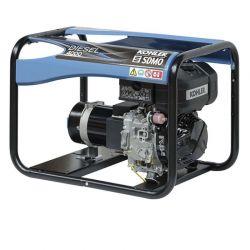 Однофазный генератор SDMO DIESEL 4000 C