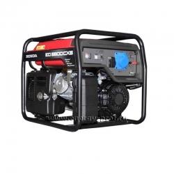 Бензиновый однофазный генератор Honda EG 5500 CXS