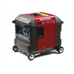 Бензиновый однофазный инверторный генератор Honda EU 30 is