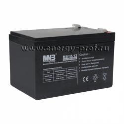Аккумуляторная батарея MNB MS 12-12-1
