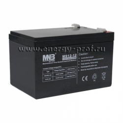 Аккумуляторная батарея MNB MS 12-12