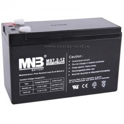 Аккумуляторная батарея MNB MS 7.2-12
