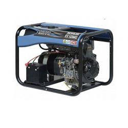 Однофазный генератор SDMO DIESEL 6000 E XL C