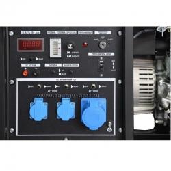 Бензогенератор TSS SGG 10000 EH-3