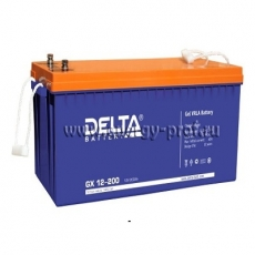Аккумуляторная батарея Delta GX12-200