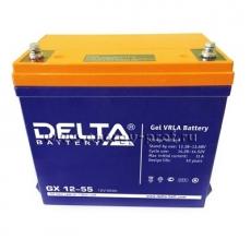 Аккумуляторная батарея Delta GX12-55