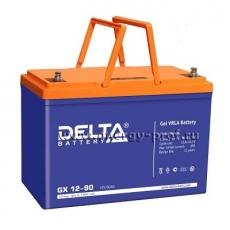 Аккумуляторная батарея Delta GX12-90