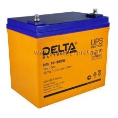 Аккумуляторная батарея Delta HRL12-320w