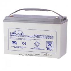 Аккумуляторная батарея Leoch DJM12100