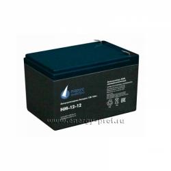 Аккумуляторная батарея АКБ Парус HM-12-12