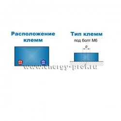 Клеммы АКБ Парус HM-12-33