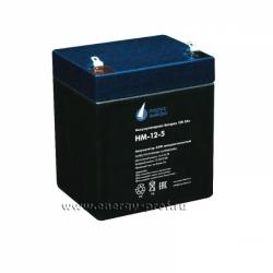 Аккумуляторная батарея АКБ Парус HM-12-5