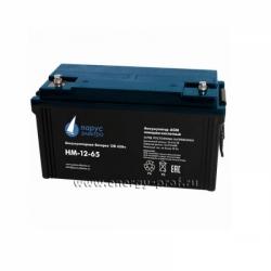 Аккумуляторная батарея АКБ Парус HM-12-65