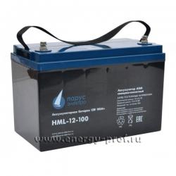 Аккумуляторная батарея Парус Электро HML-12-100