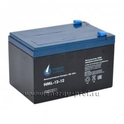 Аккумуляторная батарея Парус Электро HML-12-12