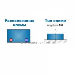 Клеммы АКБ Парус Электро HML-12-150