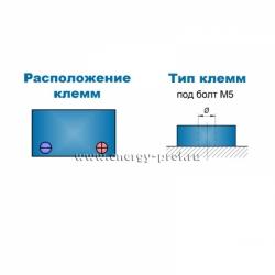 Клеммы АКБ Парус Электро HML-12-18