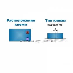 Клеммы АКБ Парус Электро HML-12-180