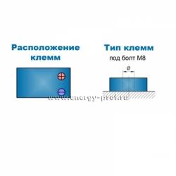 Клеммы АКБ Парус Электро HML-12-200