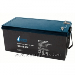 Аккумуляторная батарея Парус Электро HML-12-250