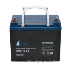 АКБ Парус Электро HML-12-33