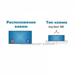 Клеммы АКБ Парус Электро HML-12-33
