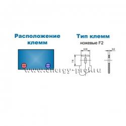 Клеммы АКБ Парус Электро HML-12-5