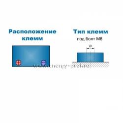 Клеммы АКБ Парус Электро HML-12-75