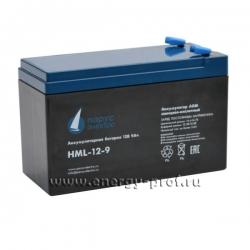 Аккумуляторная батарея Парус Электро HML-12-9