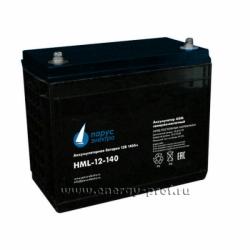Аккумуляторная батарея Парус Электро НML-12-140