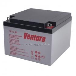 Аккумуляторная батарея Ventura GP 12-26 вид 1