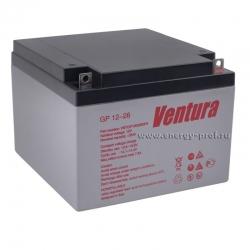 Аккумуляторная батарея Ventura GP 12-26 вид 2