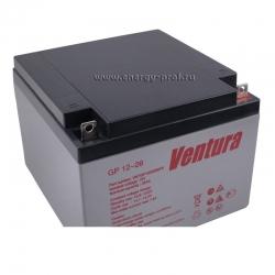 Аккумуляторная батарея Ventura GP 12-26 вид 3