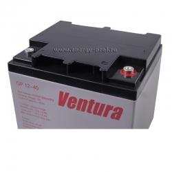 Аккумуляторная батарея Ventura GP 12-40 вид 3
