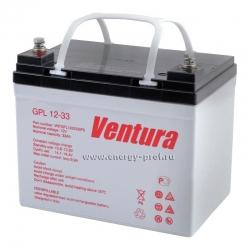 Аккумуляторная батарея Ventura GPL 12-33 вид 1