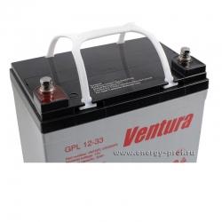 Аккумуляторная батарея Ventura GPL 12-33 вид 3