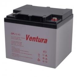 Аккумуляторная батарея Ventura GPL 12-40 вид 1