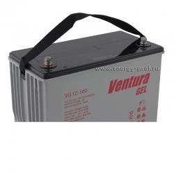 Аккумуляторная батарея Ventura VG 12-100 вид 4