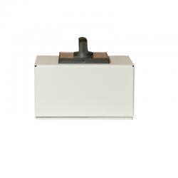Байпас однофазный ручной Lider Б1/3-12, вид сбоку