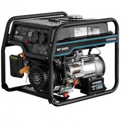 Бензиновый генератор Hyundai HHY 3020 FE