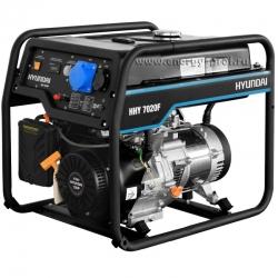 Бензиновый генератор Hyundai HHY 7020 F