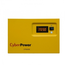 ИБП CyberPower CPS 600 E передняя панель