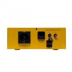 ИБП CyberPower CPS 600 E задняя панель