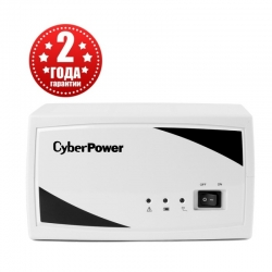 ИБП Cyberpower SMP750EI передняя панель