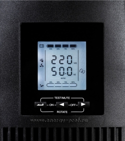 ИБП LANCHES L900Pro-H RT 1kVA дисплей
