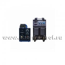 Индустриальный инверторный сварочный полуавтомат AuroraPRO ULTIMATE 350 INDUSTRIAL ракурс 2