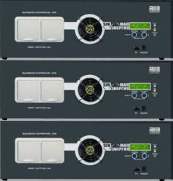 Инвертор MAP HYBRID 24-4,5 x 3 фазы (24В, 13.5 кВт)
