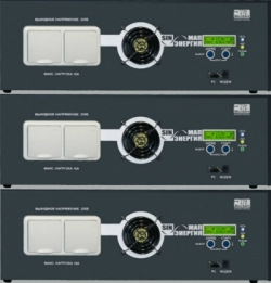 Инвертор MAP HYBRID 48-15 x 3 фазы (48В, 45 кВт)