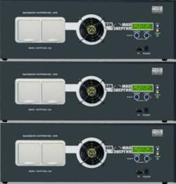 Инвертор MAP HYBRID 48-6 x 3 фазы (48В, 18 кВт)